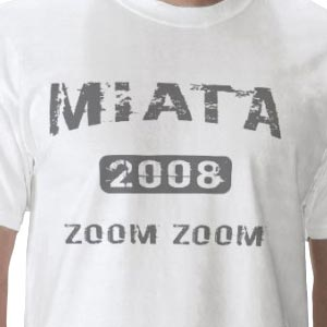 Miata years  T-shirt