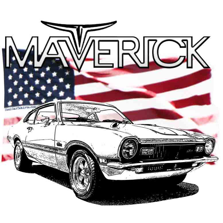 ford maverick T-shirt